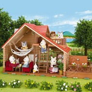 Calico Critters Calico Critters Lakeside Lodge