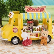 Calico Critters Calico Critters Hot Dog Van RETIRED
