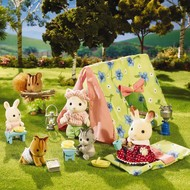 Calico Critters Calico Critters Let's Go Camping