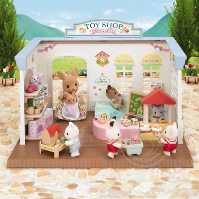 Calico Critters Calico Critters Toy Shop