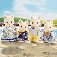 Calico Critters Calico Critters Silk Cat Family