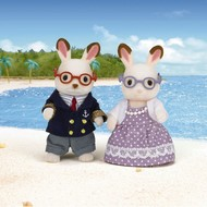 Calico Critters Calico Critters Hopscotch Rabbit Grandparents