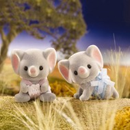 Calico Critters Calico Critters Ellwoods Elephant Twins