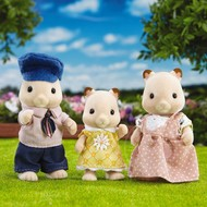 Calico Critters Calico Critters Fluffy Hamster Family