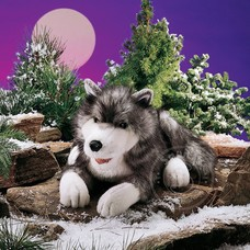 Folkmanis Folkmanis Timber Wolf Puppet