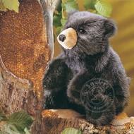 Folkmanis Folkmanis Baby Black Bear Puppet