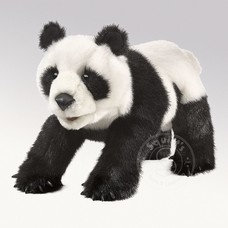 Folkmanis Folkmanis Small Panda Puppet