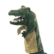 Folkmanis Folkmanis Crocodile Stage Puppet