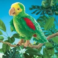 Folkmanis Folkmanis Amazon Parrot Puppet