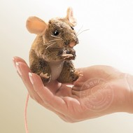 Folkmanis Folkmanis Field Mouse Finger Puppet