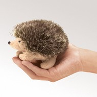 Folkmanis Folkmanis Hedgehog Finger Puppet