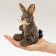 Folkmanis Folkmanis Jack Rabbit Finger Puppet