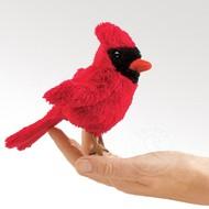 Folkmanis Folkmanis Cardinal Finger Puppet