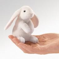 Folkmanis Folkmanis Lop Ear Rabbit Finger Puppet