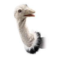 Folkmanis Folkmanis Ostrich Stage Puppet