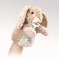 Folkmanis Folkmanis Little Lop Rabbit Puppet