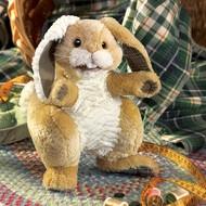Folkmanis Folkmanis Patchwork Rabbit Puppet