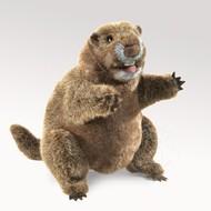 Folkmanis Folkmanis Groundhog Puppet