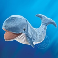 Folkmanis Folkmanis Whale Puppet