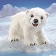 Folkmanis Folkmanis Polar Bear Cub Puppet