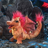 Folkmanis Folkmanis Fire Dragon Puppet