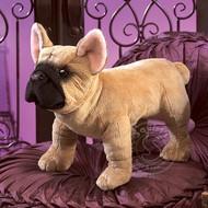 Folkmanis Folkmanis French Bulldog Puppet