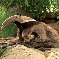 Folkmanis Folkmanis Anteater Puppet RETIRED