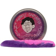 Crazy Aaron's Crazy Aaron's Amethyst Blush Thinking Putty Mini - Heat Sensitive