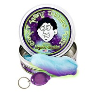 Crazy Aaron's Crazy Aaron's Mystic Glacier Thinking Putty - Phantom Blacklight _