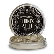 Crazy Aaron's Crazy Aaron's Pure Platinum Thinking Putty - Precious Metals