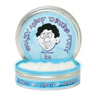 Crazy Aaron's Crazy Aaron's Ion Thinking Putty Mini - Glow in the Dark