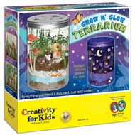 Creativity for Kids Creativity for Kids Grow N Glow Terrarium