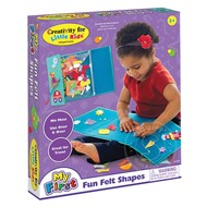 Creativity for Kids Creativity for Kids My First Fun Felt Shapes