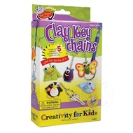 Creativity for Kids Creativity for Kids Clay Key-Chains