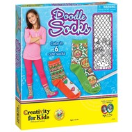 Creativity for Kids Creativity for Kids Doodle Socks
