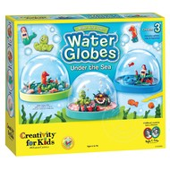 Creativity for Kids Creativity for Kids Make Your Own Water Globes - Under the Sea