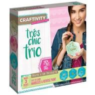 Creativity for Kids Craftivity Très Chic Trio_