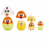Kidoozie Kidoozie Chicken & Egg Stackers