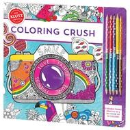 Klutz Klutz Coloring Crush
