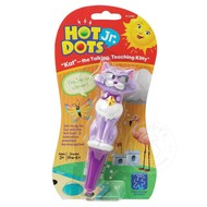 Educational Insights Hot Dots Jr. Kat the Talking, Teaching Kitty Pen