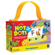 Educational Insights Hot Dots Jr. Flash Cards Alphabet