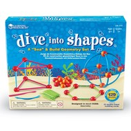 Learning Resources Dive into Shapes
