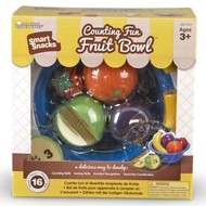Learning Resources Smart Snacks Counting Fun Fruit Bowl _