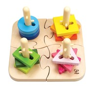 Hape Hape Creative Peg Puzzle