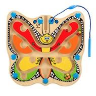 Hape Hape Color Flutter Butterfly Magnetic Marble Maze