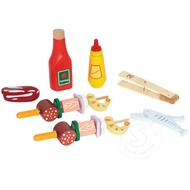 Hape Hape Shish Kabob Basics Playfood _
