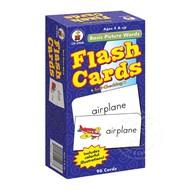 Carson Dellosa Basic Picture Words Flash Cards