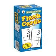 Carson Dellosa Addition 0-12 Flash Cards