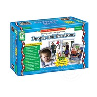 Key Education Photographic Learning Cards People and Emotions