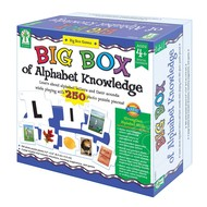 Key Education Big Box of Alphabet Knowledge